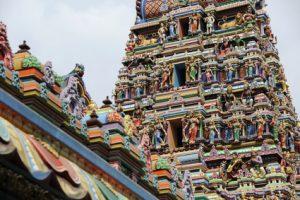 Risultati immagini per sri mahamariamman temple kuala lumpur
